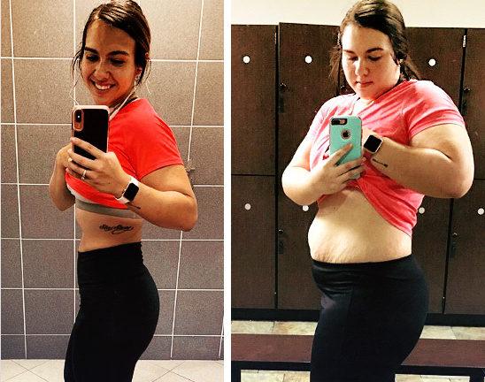 lose 20 kilos in 2 months