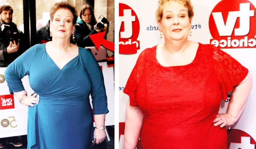 Anne Hegerty weight loss 2019