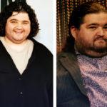 Jorge Garcia weight loss 2019: Nooch diet