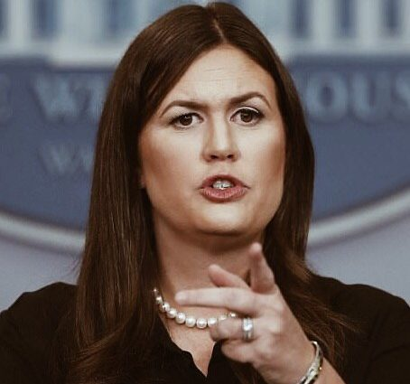 Sarah Sanders Weight Loss 2019