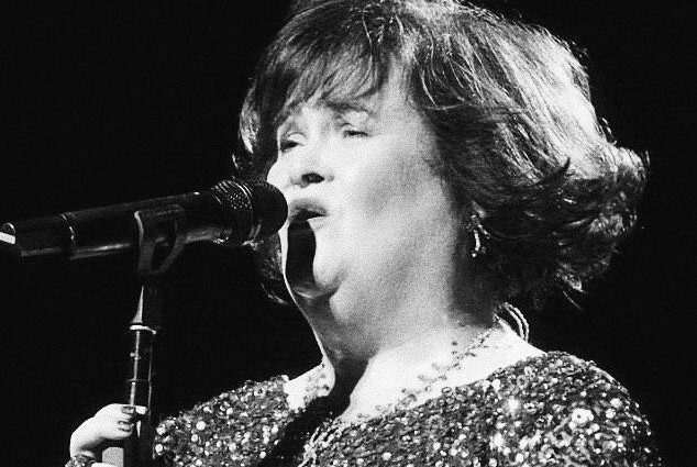 Weight Loss Susan Boyle 2019