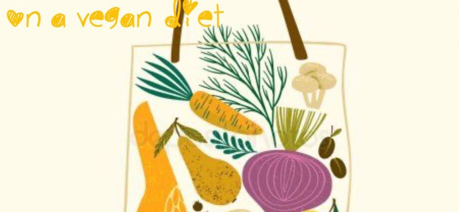 How to lose weight on a vegan diet?
