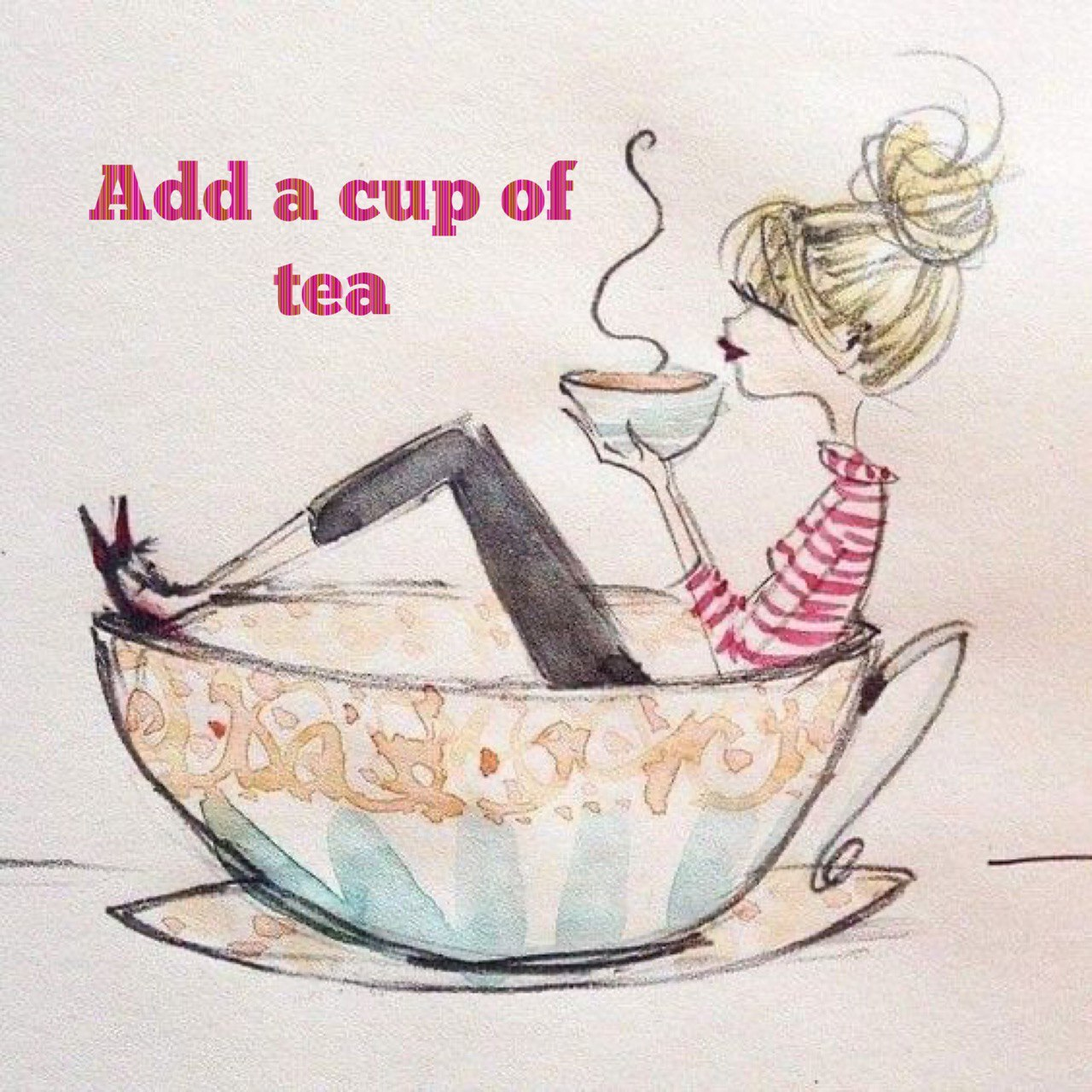 Add a cup of tea to your diet