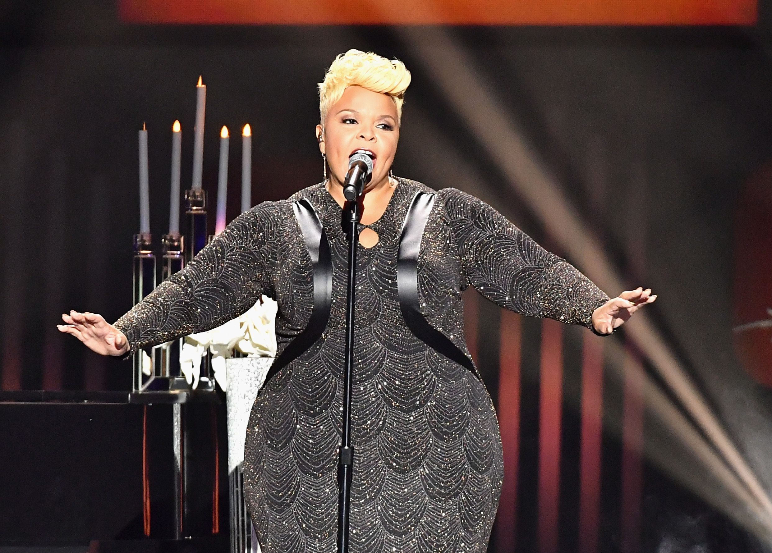 Tamela Mann Weight Loss