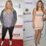 Hilary Duff weight loss secrets