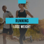 Lose weight while running