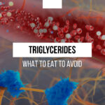 What to eat to avoid the high level of triglycerides in blood
