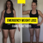 All the most famous methods of emergency weight loss