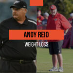 Andy Reid weight loss 2020