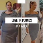 How to lose 14 pounds in a week: diets and consequences