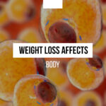 How weight loss affects the body