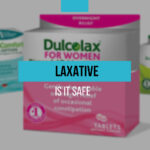 Is it safe to lose weight while taking laxative