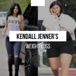 Kendall Jenner's weight loss secrets
