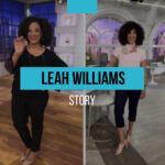 Leah Williams weight loss story