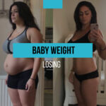 Losing baby weight
