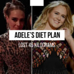 Secret Adele's diet plan: how the singer lost 45 kilograms