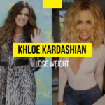 10 tips Khloe Kardashian to help you lose weight