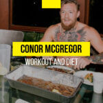 Conor McGregor workout and diet