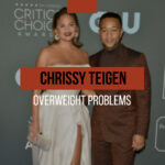 Healthy appetites: Chrissy Teigen recalls overweight problems