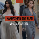 Kardashian diet plan: what a reality star eats every day
