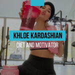 Khloe Kardashian spoke about her diet and the best motivator for losing weight