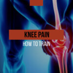 Knee pain: how to train