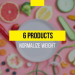 What to eat to lose weight: 6 products that help normalize weight