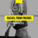 Yoga, lots of eggs and other life hacks from the Rachel from Friends