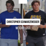 All the secrets of Christopher Schwarzenegger weight loss