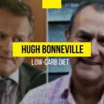 Hugh Bonneville weight loss thanks to the low-carb diet