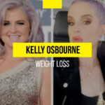 Kelly Osbourne revealed how much weight she lost